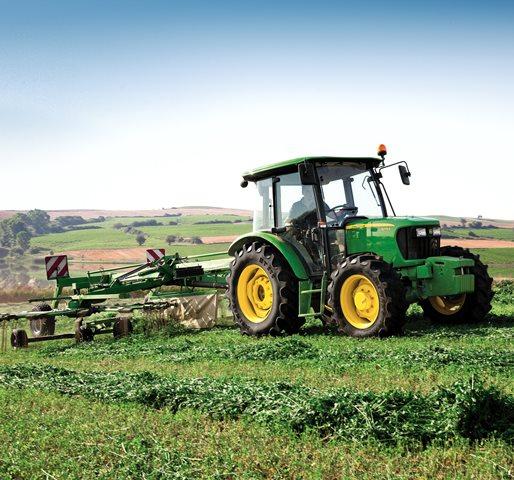 John Deere  Landtechnik  agraraktuellde